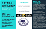 Second announcement for AAU DATAD-R VIII workshop