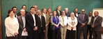 Participants in the workshop with Dutch scientists appreciate the efforts of the Grand...
