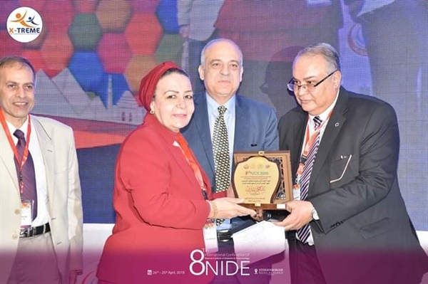 Proph Dr. Olfat Fawzy to be honored