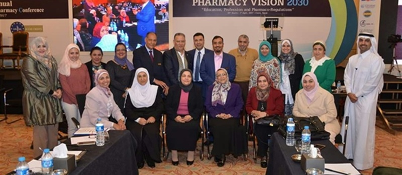 First International Conference of Arab Pharmacists (30 March - 1 April 2017)