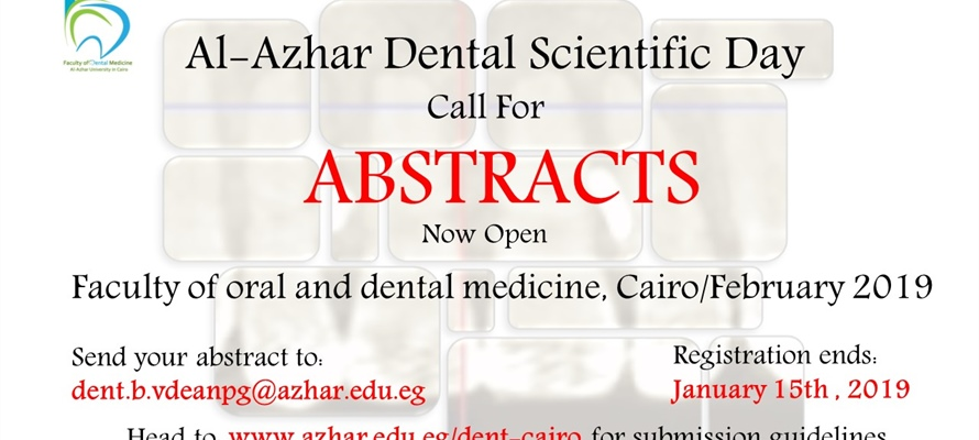 Al-Azhar Dental Scientific Day