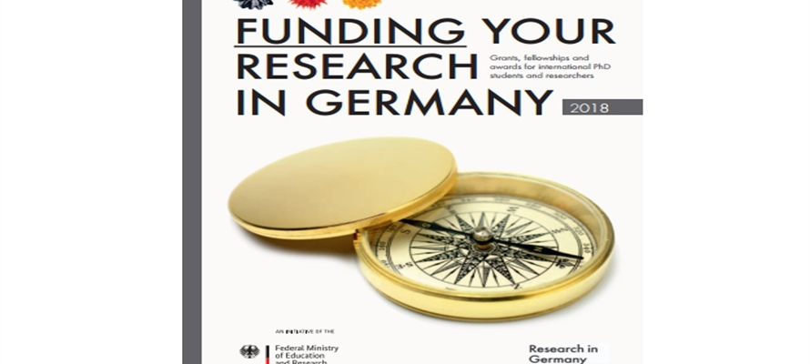 Funding your research in Germany 2018 barrierefrei